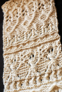 Adventure Knitting sample piece | by -leethal-