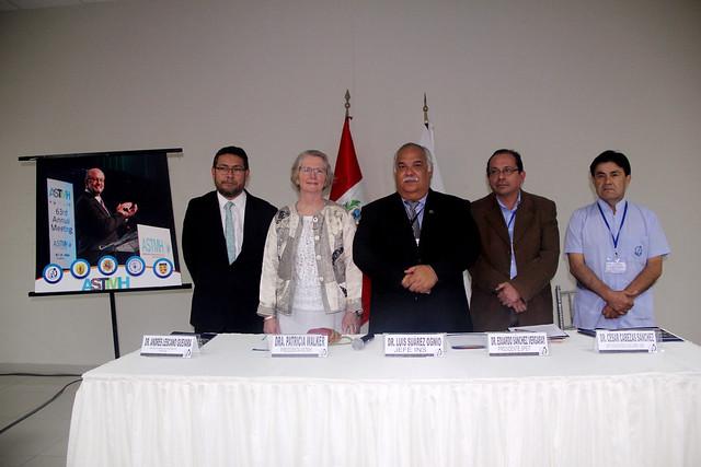 "Séptima Conferencia Anual ASTMH Latinoamérica en Perú ""Alan J. Magill"""