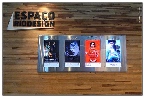Oscar, Bafta e Berlinale - Rio Design Barra