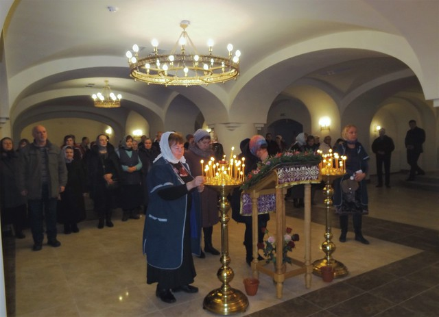 В строительстве храма Живоначальной Троицы в Троицке завершился очередной этап