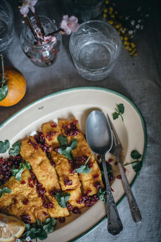 Persian Herby Pilaf and Fish - Sabzi Polo Mahi | Lab Noon by Saghar Setareh-16