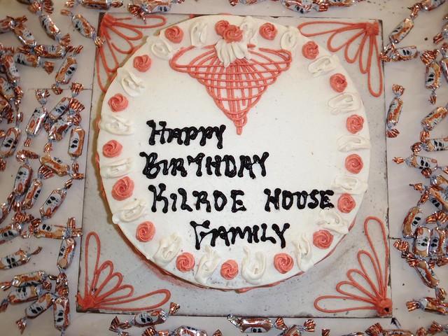 Happy Birthday Kilroe House Family