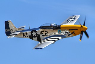 P51 Mustang - CHino Airshow 2014 | by Airwolfhound