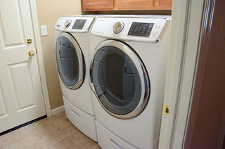 New washer and dryer | by Jenniffier