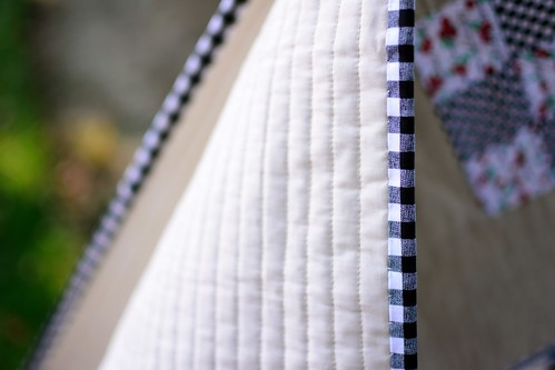 Nine Patch Table Runner | by Martha|WeekendDoings