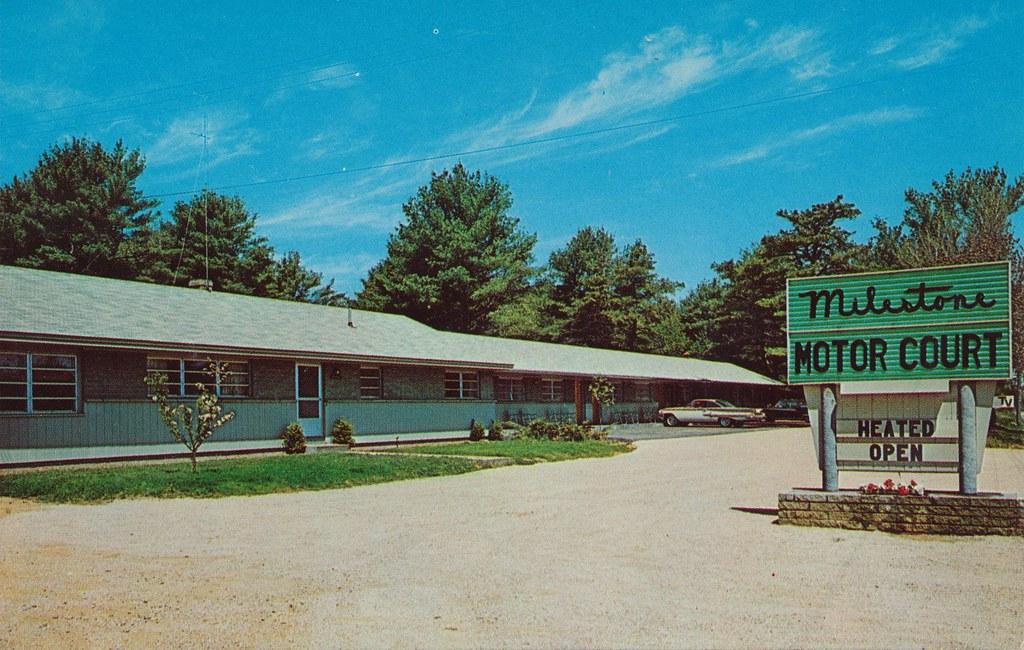 Milestone Motor Court - Ogunquit, Maine
