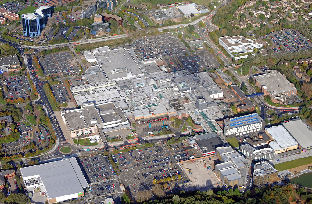 Telford Shopping Centre Map Telford Shopping Centre   Shropshire.   Martin Handley   Flickr Telford Shopping Centre Map