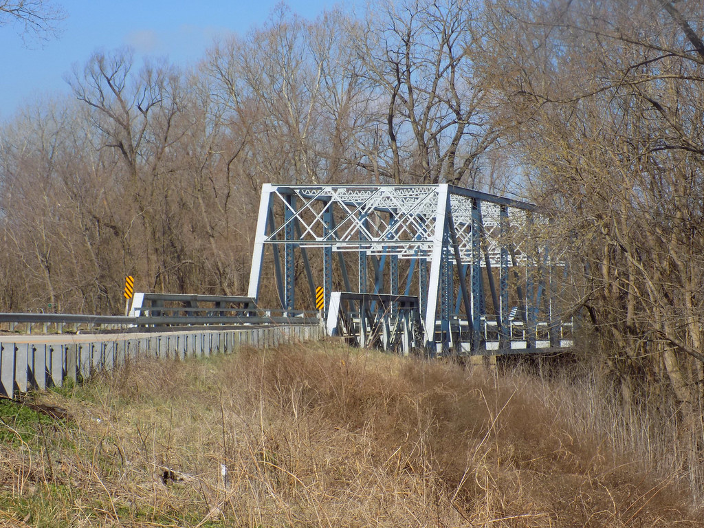 Old Gale Bridge -- Alexander County, Illinois
