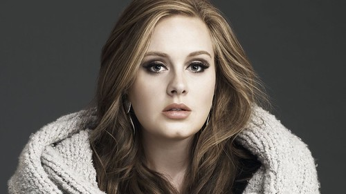 Adele Serious Look | by Miguel Araujo