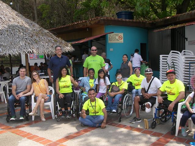Conversatorio sobre discapacidad y deporte en SUMA DEPORTES