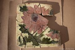 Flower Tile 5