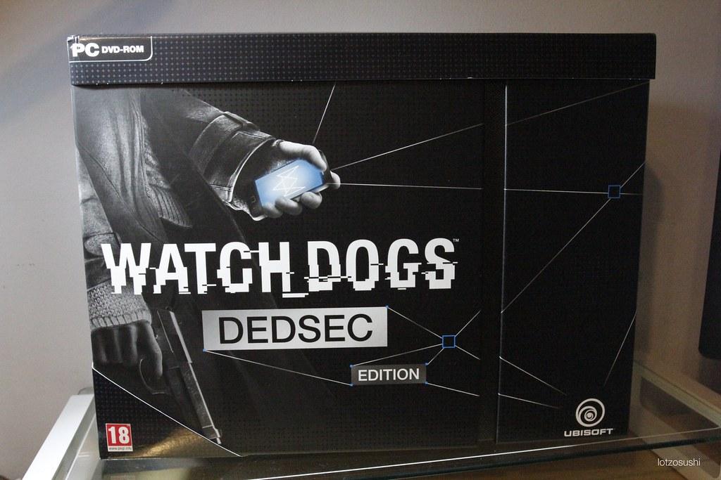Watch Dogs Dedsec Box Gudedomo Flickr