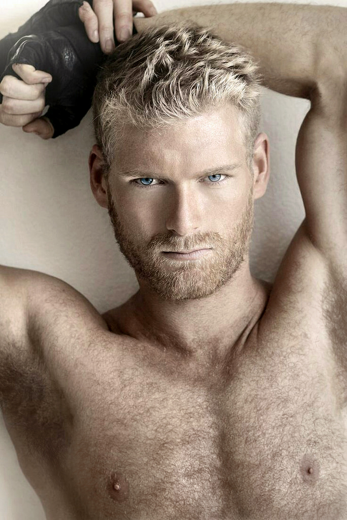 Atk Hairy Blonde
