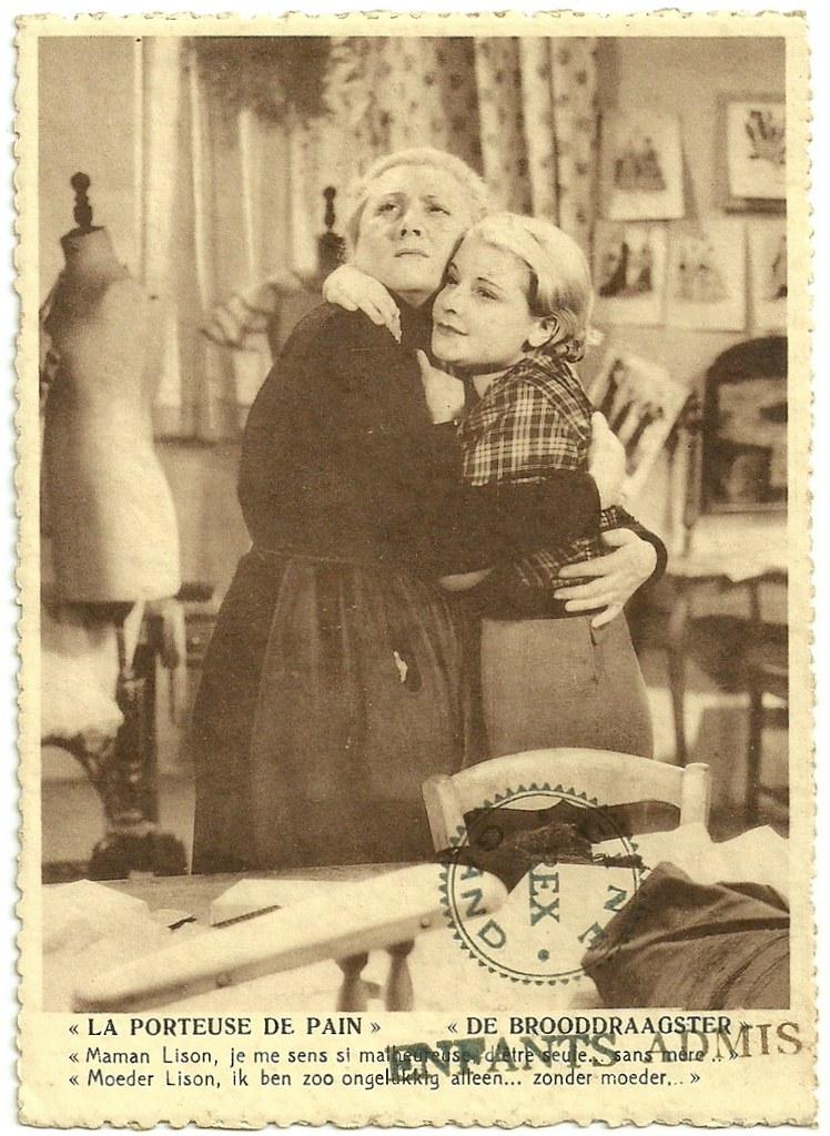 la porteuse de pain 1934