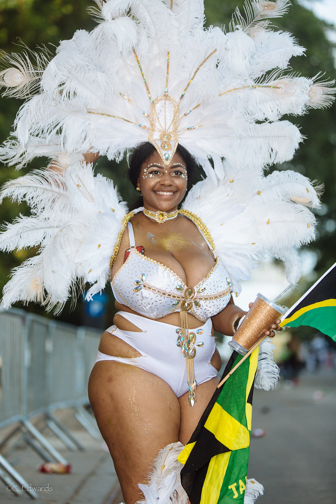 West Indian Day Parade 2014 By Darc G