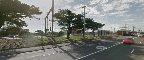 Edithvale station, October 2015 (Google Streetview) | by Daniel Bowen