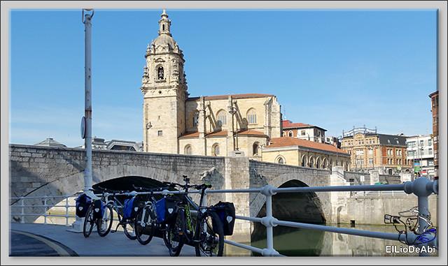 Camino de Santiago por Bilbao con Urban Bike 5