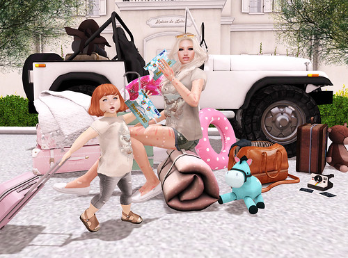 [SRB] Playdate Cruise 2017 Misty and Sai's Packing Photo