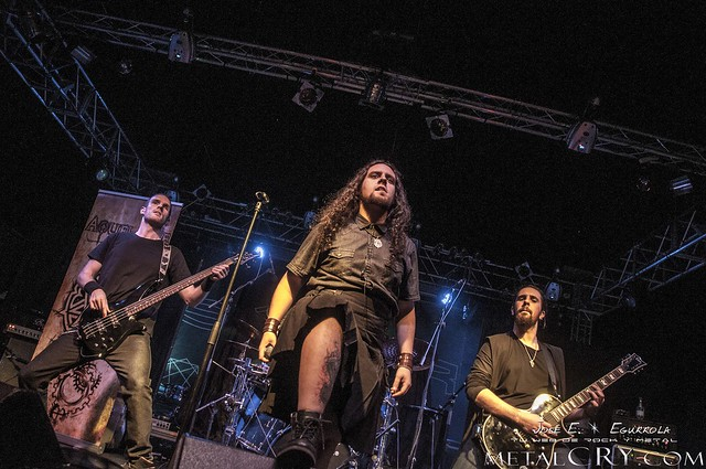 AQUELARRE @Ave Fenix Rock Fest 2017