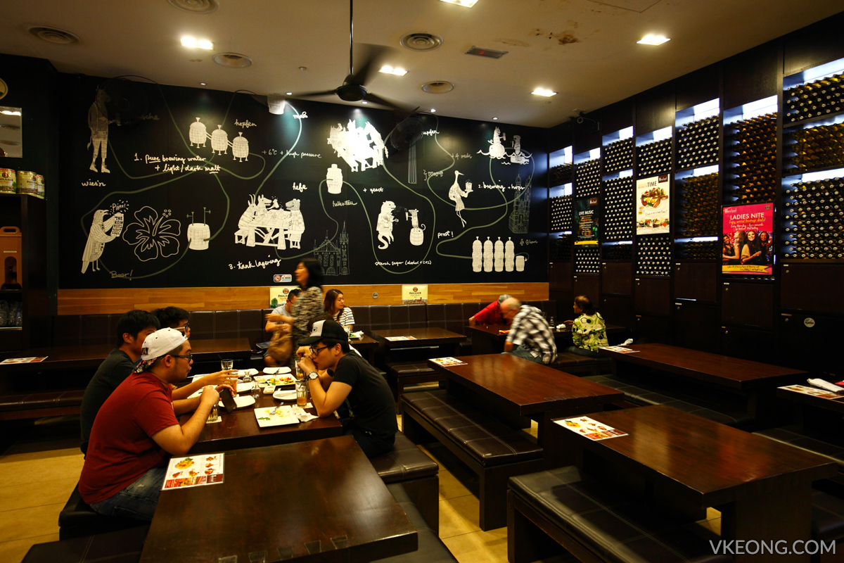 Brotzeit German Bar and Restaurant Midvalley