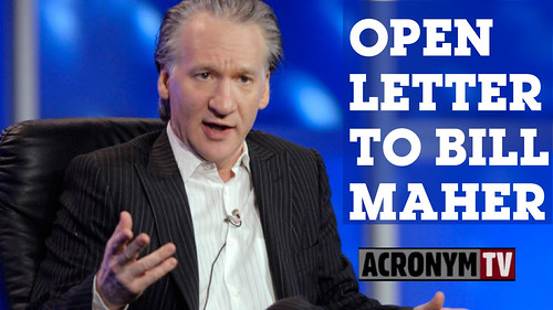 bill-maher open letter | by punk_patriot411