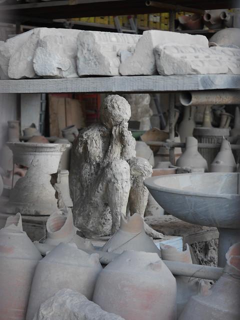 stark Pompeii history