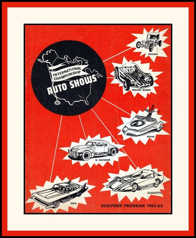 Champion Motors International: 1962-63 INTERNATIONAL CHAMPIONSHIP AUTO SHOWS
