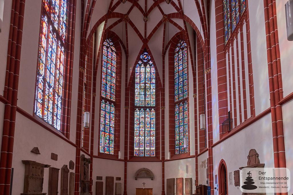 Katharinenkirche Oppenheim: Glöcknerstube