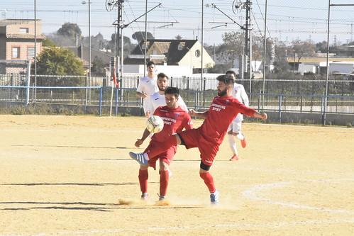 Fútbol 3º Andaluza Unión Deportiva Dos Hermanas