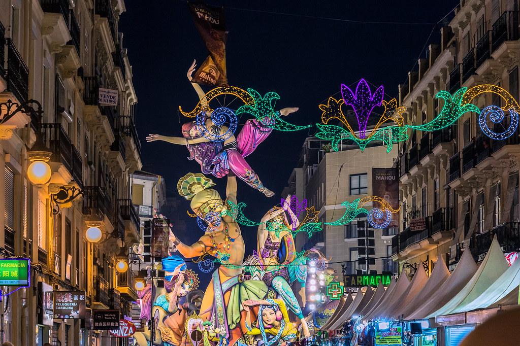 FALLAS 2017-VALENCIA (SPAIN)