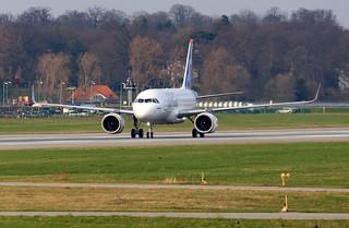 A319-171N, Airbus, D-AVWA (MSN 6464)