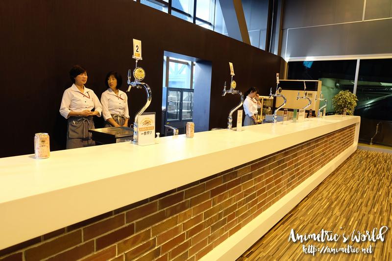Kirin Beer Factory Tour