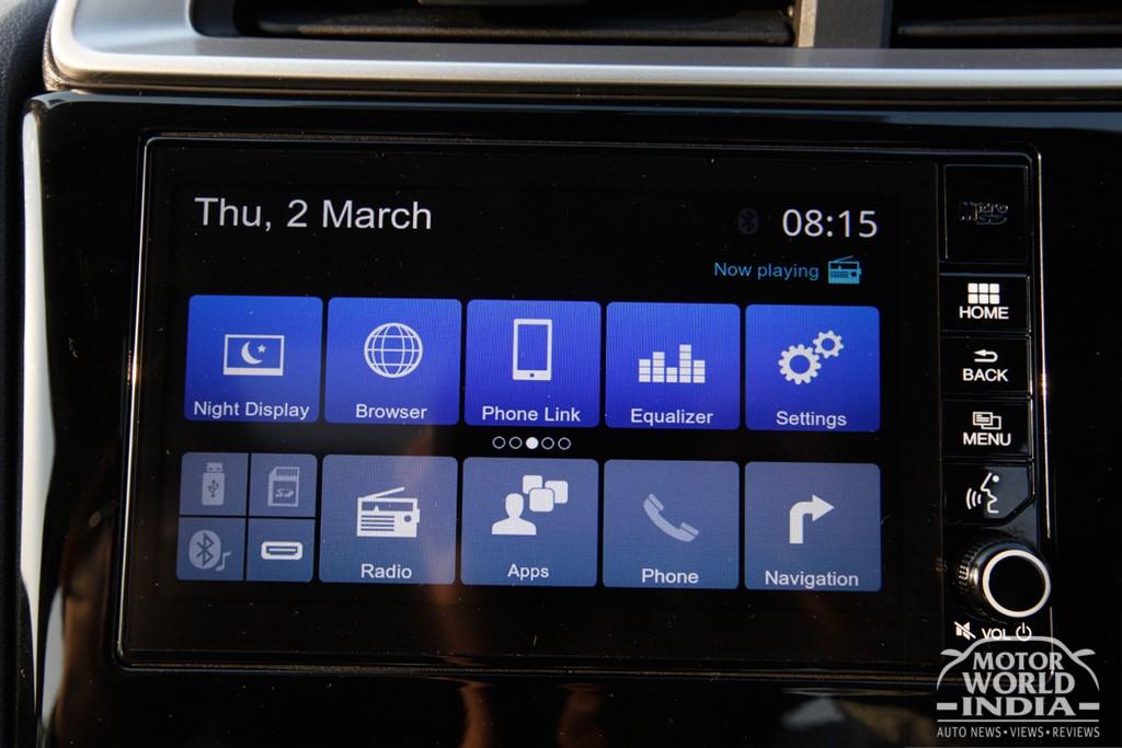 Honda-WRV-Digipad-Infotainment-System