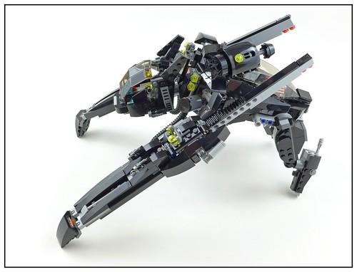 The LEGO Batman Movie 70908 The Scuttler 08