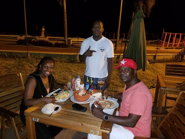 Visiting Angola