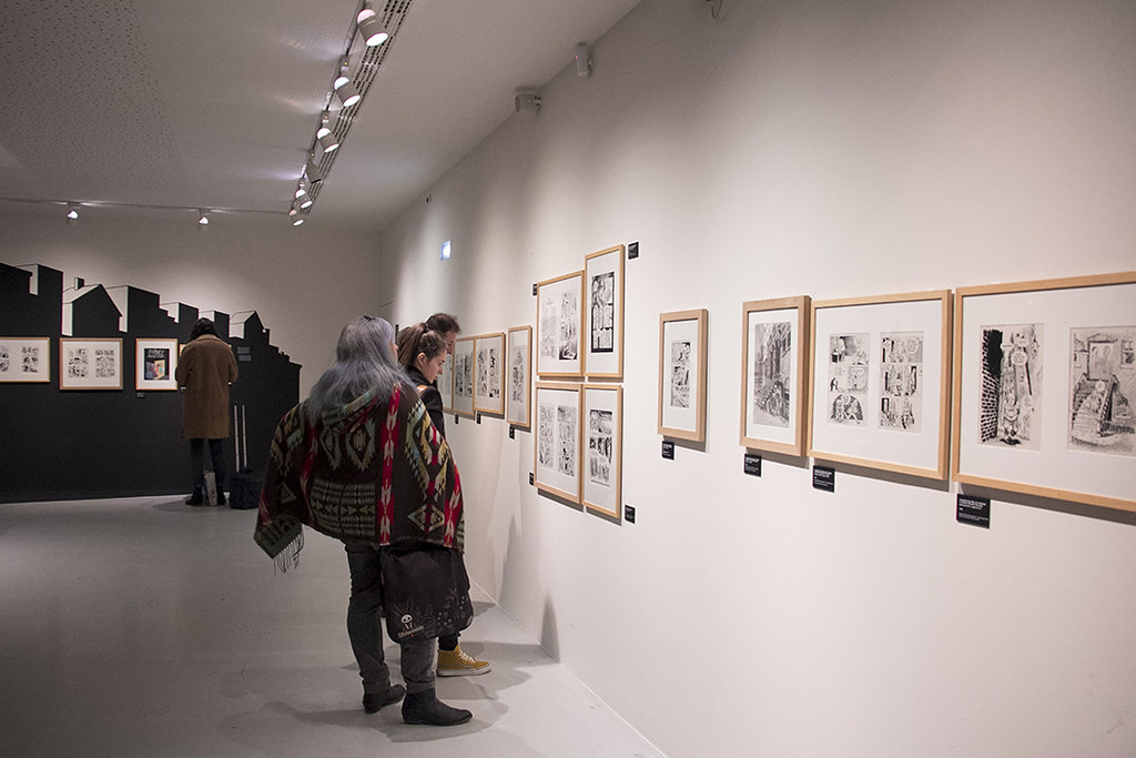 Angouleme - Expo Will Eisner 06