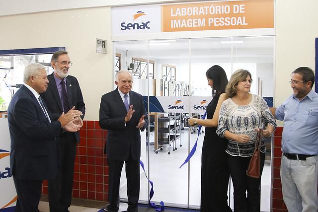 Senac reinaugura laboratório de imagem pessoal em Taguatinga