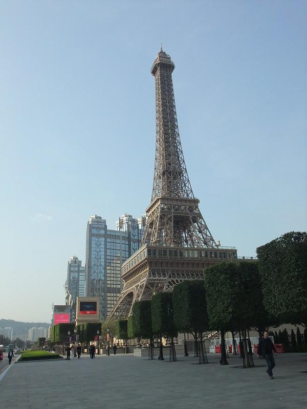 澳門巴黎人鐵塔