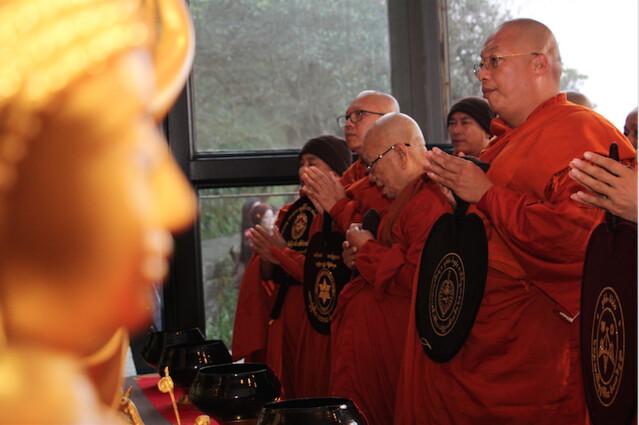 20170329中緬協會及三藏比丘來山