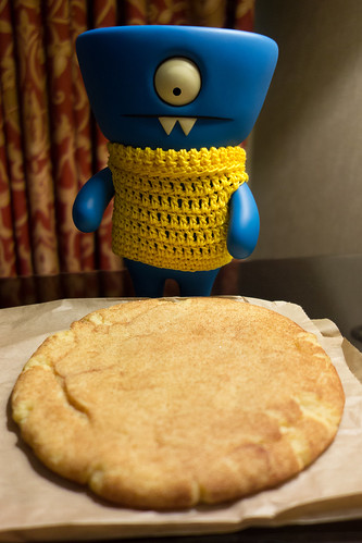 Uglyworld #2330 - The Luckiers Cookie - (Project On The Go - Image 162-365) | by www.bazpics.com