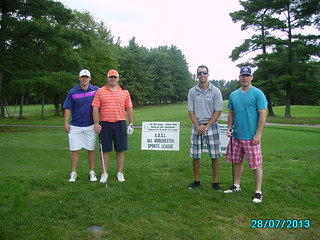 2014 Dick Clegg - Howie Stein Golf Tournament 002 | by bostonparkleague1929