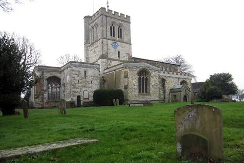 St George, Toddington