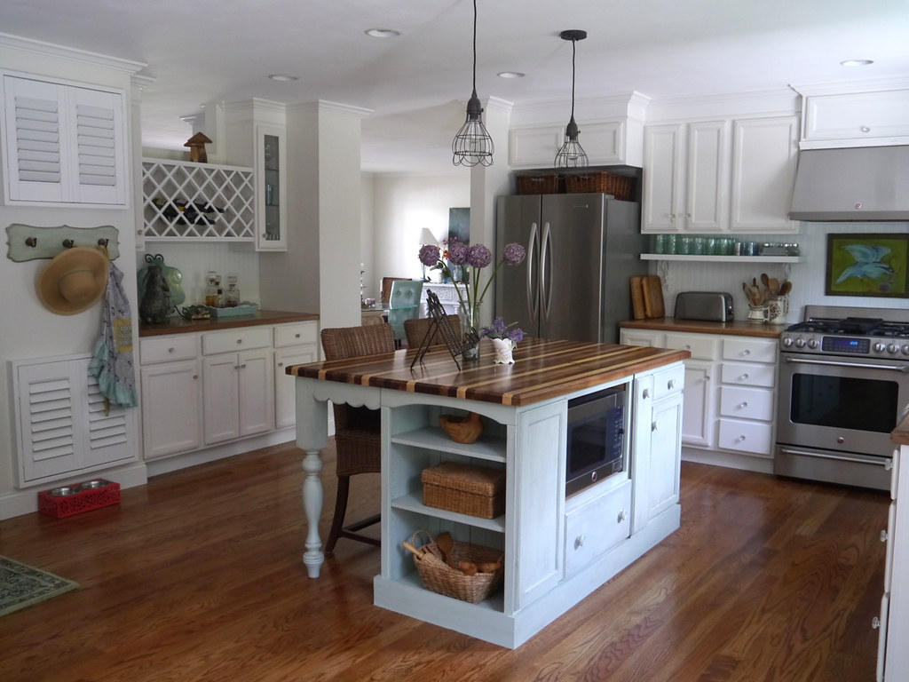Ranch Kitchen Remodel Cottage Kitchen Remodel Dated Ranch Home Kitchen Remodel Flickr
