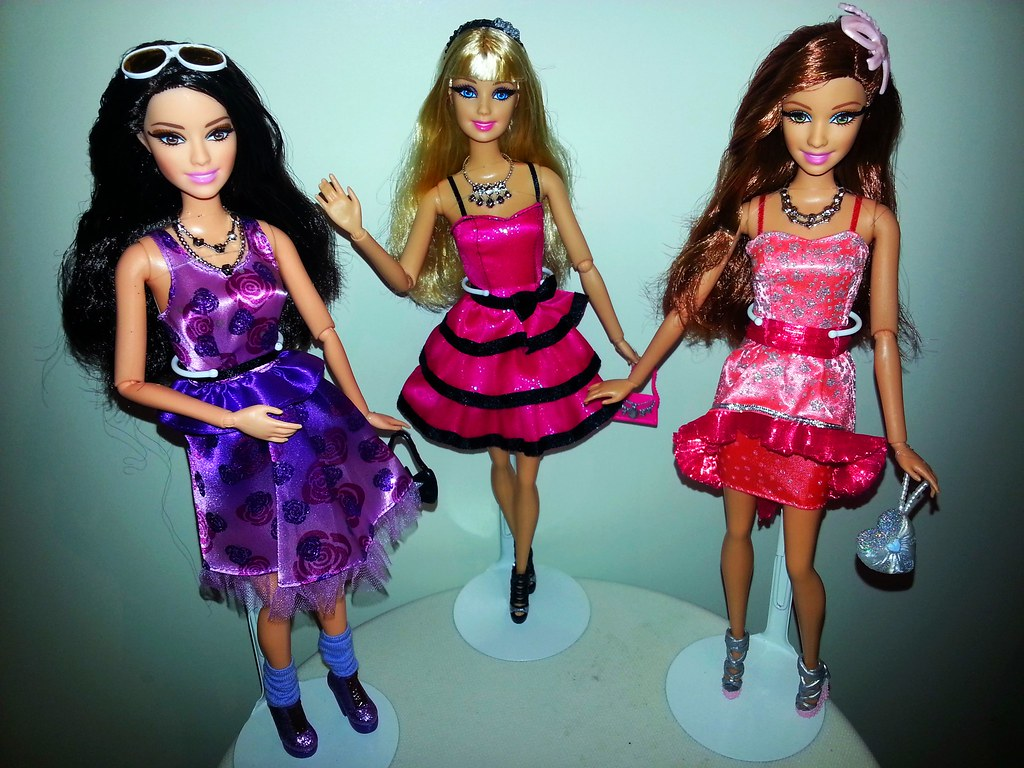 Fantastisch ... Barbie Style In The Spotlight Dolls | By ☆Trickles☆