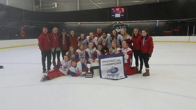 Feb 26, 2017 - AA Provs Calg - U14AA White Team Alberta (Gold)