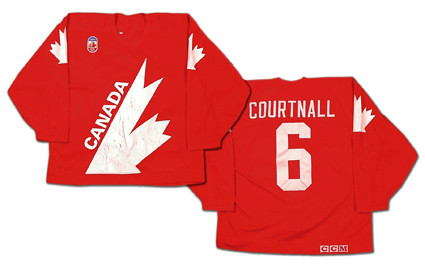 Canada 1991 jersey
