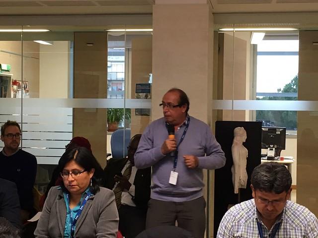 IFAD Programme Steering Committee II 2017