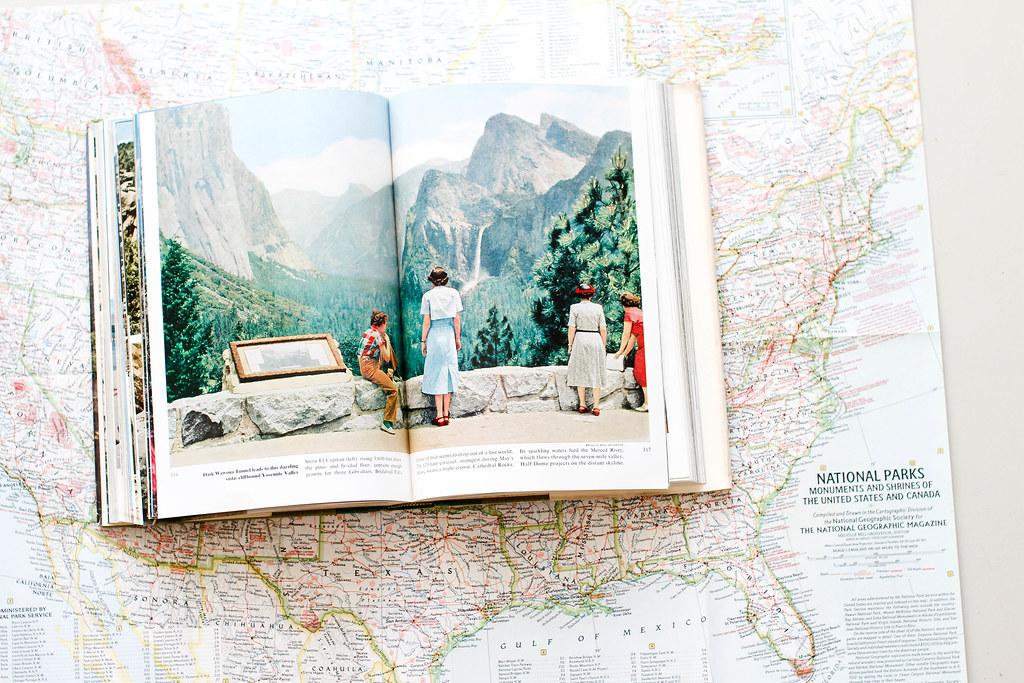Yosemite on täytyny nähdä omin silmin jo kaksi kertaa