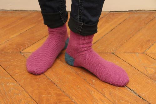 Tricot j apprends tricoter des chaussettes 4 knit spirit - Apprendre a tricoter gratuitement ...