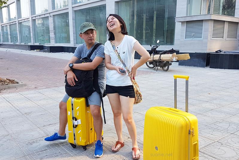 Hanoi itinerary - Day 01 arrival
